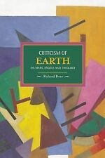Criticism of the Earth: On Marx, Engels and Theology by Roland Boer...