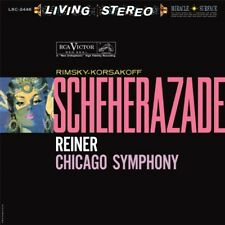 SCHEHERAZADE - ANALOGUE PRODUCTIONS - AS-2446 -  RIMSKY-KORSAKOFF -  REINER