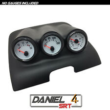 98 02 Subaru Impreza WRX Forester Triple Gauge Pod 52mm (OEM) Dash Top Bin Lid