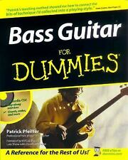 Bass Guitar for Dummies® by Patrick Pfeiffer (2003, Paperback)
