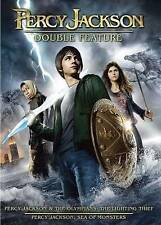 Percy Jackson & the Lightning Thief/Sea of Monsters (DVD) Free Shipping!