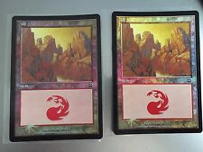 Near Mint Foil Chinese Mountain Invasion Magic the Gathering MTG Free Shipping