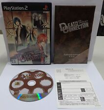 Anime SONY Playstation 2 PS2 NTSC JAP Death Connection / Japanese Giapponese / -