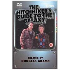 The Hitchhiker's Guide To The Galaxy BBC TV Series Hitchhikers R4