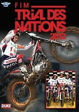 FIM Trial des Nations - Official Review 2012 (New DVD) Motorcycle Sport Bou Raga