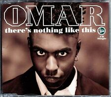 OMAR - THERE'S NOTHING LIKE THIS - CD MAXI [626]
