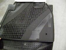 GENUINE HYUNDAI DM SANTA FE SET OF 4 F&R TAILORED POLY RUBBER FLOOR MATS MAT