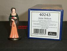 BRITAINS 40243 HENRY VIII WIFE ANNE BOLEYN METAL CIVILIAN FIGURE