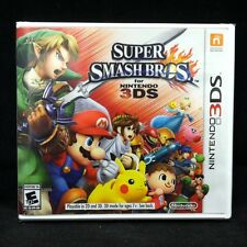 Super Smash Bros. for Nintendo 3DS  (Nintendo 3DS, 2014) In Stock !!
