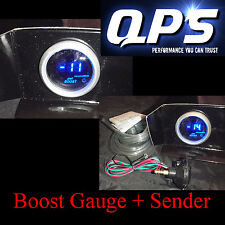 "2"" Digital Boost Gauge + Sender (51mm)"