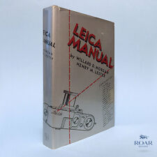 LEICA MANUAL by Morgan and Lester, First print of Facsimile Edition (June 1977)