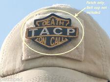 USAF AFSOC JTAC TACP COMBAT CONTROL CCT BOMB DROPPER vel©®Ø PATCH: DEATH on CALL
