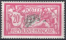 "FRANCE STAMP TIMBRE 208 "" MERSON 20F VARIETE CENTRE DEPLACE "" NEUF xx SUP  M265"