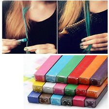Convenient Temporary Super Hair Dye Hair coloring Chalk Hair Cream color pen WP