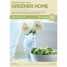 Simple Steps to a Greener Home with Danny Seo (DVD, 2008) WORLD SHIP AVAIL!