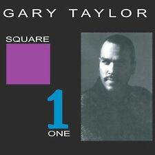 Square One by Gary Taylor (CD, 1993, Morning Crew) Free Ship #IY68