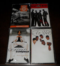 Tevin Campbell Mint Condition Soul for Real Az Yet Cassette Lot Mixed R