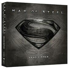 ZIMMER,HANS-MAN OF STEEL (DLX) CD NEW