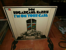 "don sugarcane harris""i'm on your case..""lp12""ger.basf/mps:21219127.de 1974."