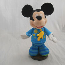 Fisher Price Clubhouse Bedtime Mickey Mouse Talks Spanish light up rocket sounds