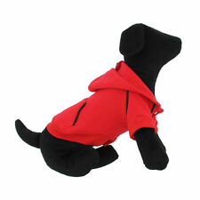 SM DOG HOODIE chihuahua toy poodle yorkie DOG SWEAT SHIRT Designer dog clothes