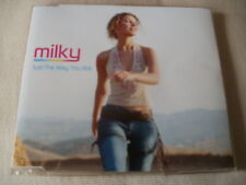 MILKY - JUST THE WAY YOU ARE - HOUSE CD SINGLE