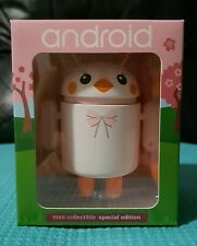 NIB Google Special Edition Mita Yun Andrew Bell Penguin Engineer Android Figure