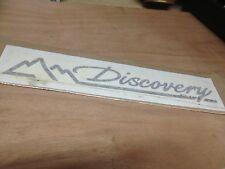 Véritable landrover discovery decal btr1283lmp