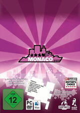 """PC-Game """"Monaco: What's Yours Is Mine"""" - Special Edition++neu+ovp++"""