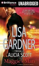 Maggie's Man (Family Secrets) Gardner, Lisa Audio CD