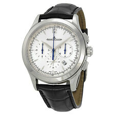 Jaeger-LeCoultre Master Chronograph Silver Dial Automatic Mens Watch Q1538420