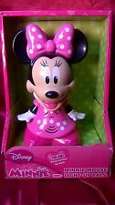 Disney Junior Minnie Mouse Light-Up Pals Button Activates Light & Minnie Speaks
