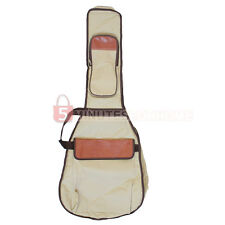 "Musical Instruments Accessory Guitar Gig Case Bag Double Straps for 39"" 40"" 41"""