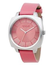 New Rip Curl Alana Watch Women's Leather Surf - $250 Peach Waterproof 100m