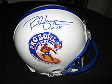 Rich Gannon Oakland Raiders Signed Authentic Helmet PSA