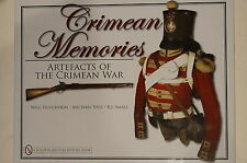 British Russian French Turkish Crimean Memories Artefacts of War Reference Book