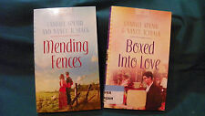 Heartsong Presents: Boxed Into Love + Mending Fences Candice Speare/Nancy Toback