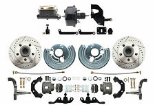 Mopar A Body Performance Power Disc Brake Conversion Kit for 5x4.5 Wheels
