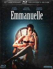 EMMANUELLE (EMANUELLE) - with Poster and Postcards - Blu Ray Disc -
