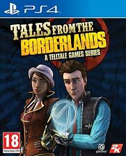 Tales from the Borderlands PS4 PlayStation 4 NEW DISPATCH TODAY BY 2 PM