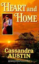 Heart and Home by Cassandra Austin (1999, Paperback)