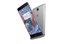 OnePlus 3 Graphite 64Gb | Best Quality Stocks | Manufacturer Warranty-Unboxed