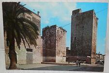 BISCEGLIE TORRI NORMANNE 1979 PANORAMA VEDUTA Vecchia foto cartolina fotografia