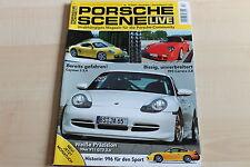 149909) Porsche 911 993 Carrera 3.8 - Cayman S 3.4 - Porsche Szene LIVE 12/2005