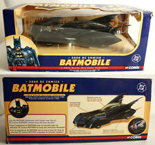 CORGI BATMOBILE 1:18 METAL DIE CAST 2000 DC COMICS BATMAN NEW SEALED MISB !