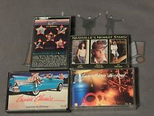 Country Stars, Vol. 1 TV Special + Nashvilles Newest (Cassettes x4) Chesney) LOT