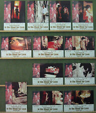 VR48 IN THE MOOD FOR LOVE WONG KAR-WAI Complete Lobby Set Spain