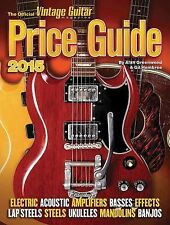 OFFICIAL VINTAGE GUITAR PRICE GUIDE - GIL HEMBREE ALAN GREENWOOD (PAPERBACK) NEW