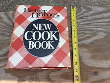 Vintage Better Homes and Gardens New Cook Book Recipe 5 Ring Binder 1982