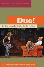 Duo! : The Best Scenes for Two for the 21st Century by Bob Shuman, Rebecca...